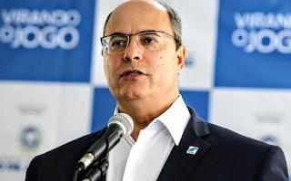 O ex-governador Wilson Witzel tem negado mandado de segurança na Justiça do Rio