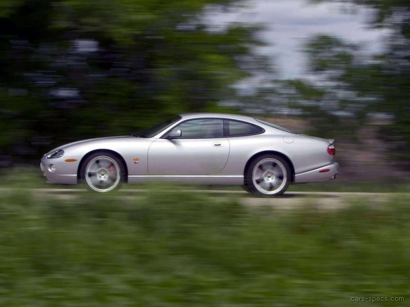 2004 Jaguar XKSeries XKR Specifications Pictures Prices