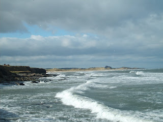 Seahouses Beach, Watersports Guide, Northumberland