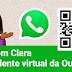 "TRE-BA LANÇA ATENDENTE VIRTUAL, ""CLARA"", PELO WHATSAPP PARA ESCLARECER DÚVIDAS DO ELEITOR"