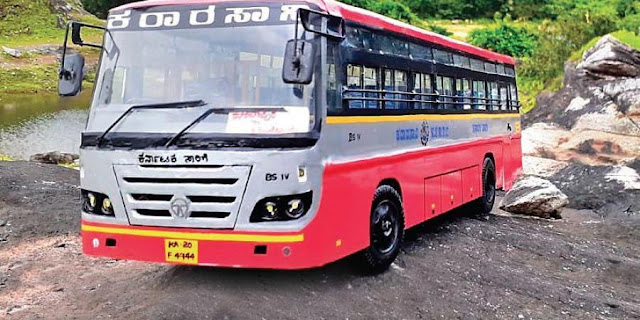 KSRTC service begins- ಸೋಮವಾರದಿಂದ ಕೆಎಸ್ಸಾರ್ಟಿಸಿ ಬಸ್ ಸಂಚಾರ: ಯಾವ ಜಿಲ್ಲೆಯಲ್ಲಿ ಬಸ್ ಇರಲಿದೆ?