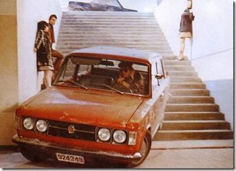 Fiat 124 Special T Le Casse