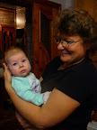 Че там говорите? :) Без одного дня два месяца :) С бабушкой Ниной