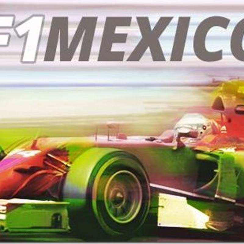 F1 Gp Mexico Sabado 29 de Octubre de 2016