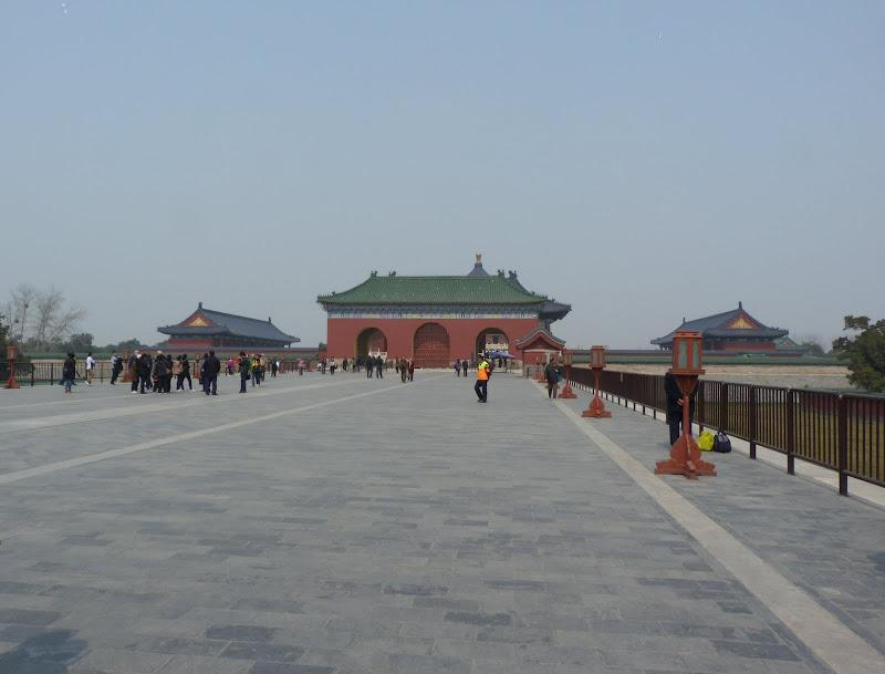 PEKIN Temple Tian tan et une soirée dans les Hutongs - P1260872.JPG