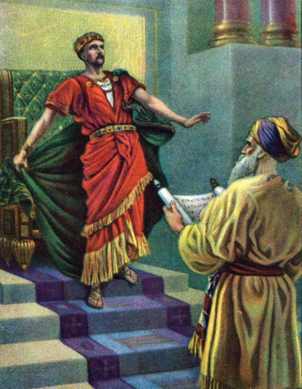 Josiah Of Judah The Great King Bac 2 Kings Ch 23: Bible Stories King Josiah