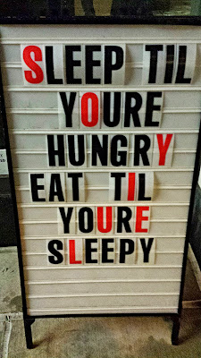 Gotham West Market advice: Sleep Til You're Hungry, Eat Til You're Sleepy