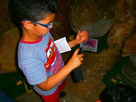 Excursion Fin de Curso de la Madrasa Imam Xativí del CCIV. Cueva Benidoleig. 16/06/13