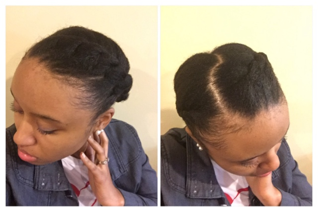 Desire My Natural Natural Hair Tutorial 6 Protective Styles That Will Save You Hours Of Styling Time
