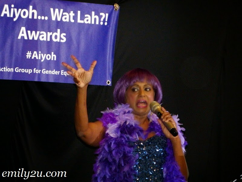 Aiyoh…Wat Lah?! Awards