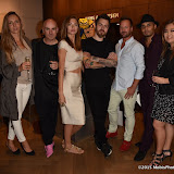 OIC - ENTSIMAGES.COM -  Tony Moore - Iron Maiden Singer,  Olivia Fox Made in Chelsea LA, JJ Adams,  Robert Griffiths, R and B singer Jordel Odine - Steelo and Venessa Horca     at the  Bang and Olufsen 90th Anniversary Love London Collection  London 10th September 2015 Photo Mobis Photos/OIC 0203 174 1069