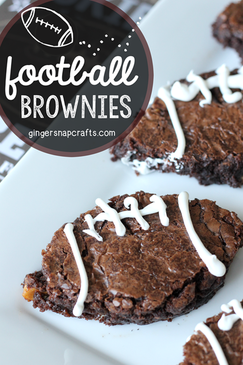 Football Brownies at GingerSnapCrafts.com #ChocolatefortheWin #collectivebias #shop_thumb[4]