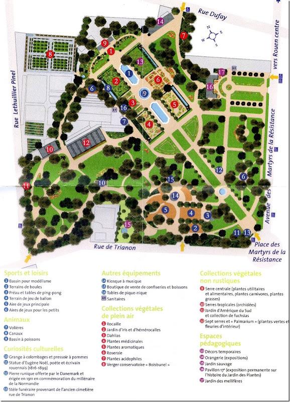 Blog de didier tourisme en normandie le jardin des for Jardin des plantes rouen 2016