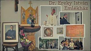 Ereky István Emlékház szentelés és szentmise Lipótfán 1.
