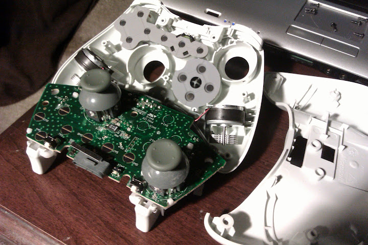 controller teardown