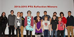 2015 PTA Reflections Winners