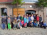 Uczniowie kl. 3 i 5 SP z wizytą w Transgranicznym Ośrodku Edukacji Ekologicznej w Zalesiu.