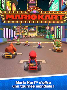 Mario Kart Tour Capture d'écran