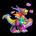 Dragón Psicodelia | Psychedelia Dragon