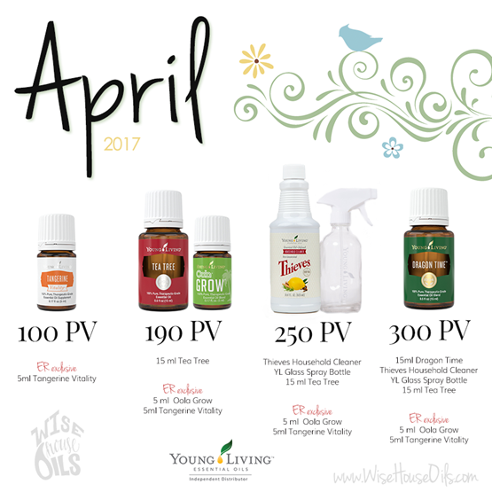 April 2017 Young Living Promo WHO