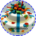 idea party cakes icon