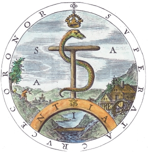 Emblem From George Withers A Collection Of Emblems Ancient And Modern, Emblems Related To Alchemy