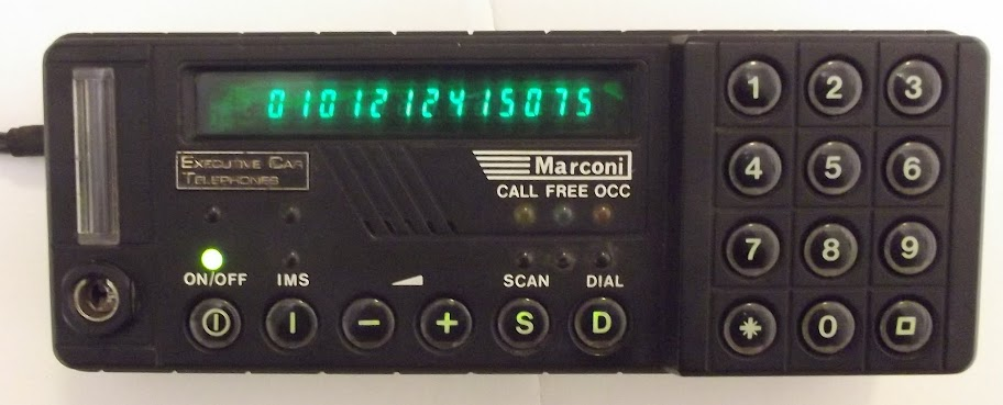 Marconi MC25 System 4 Radio Telephone