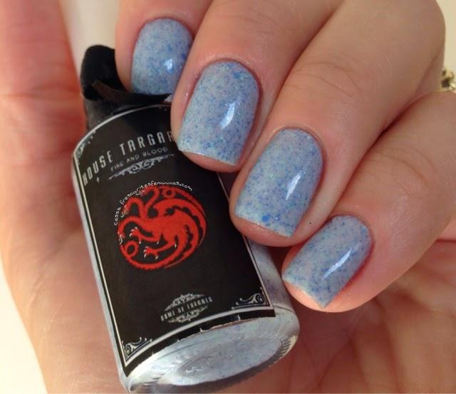 House Targaryen Esmaltes da Kelly