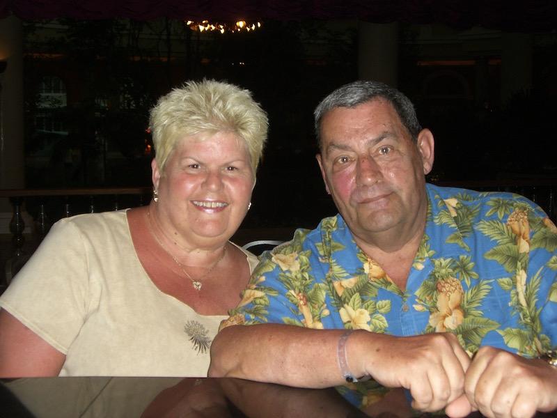 2006 Riviera Maya Mexico Hotel bar