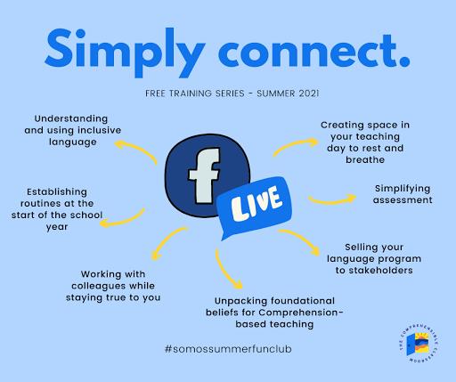 Simplify to Connect: New Summer SOMOS Fun Club videos!
