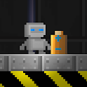 Super Retro Bot platform game icon