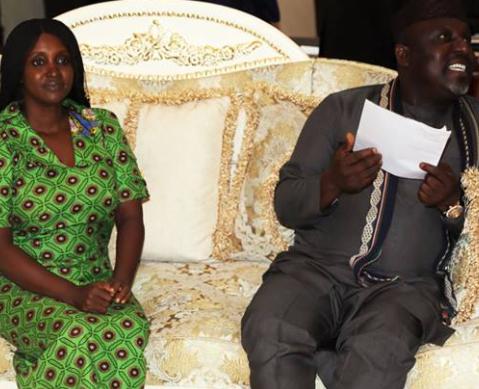 Woman Rejects 5Million Naira From Gov Okorocha Calls It Blood Money