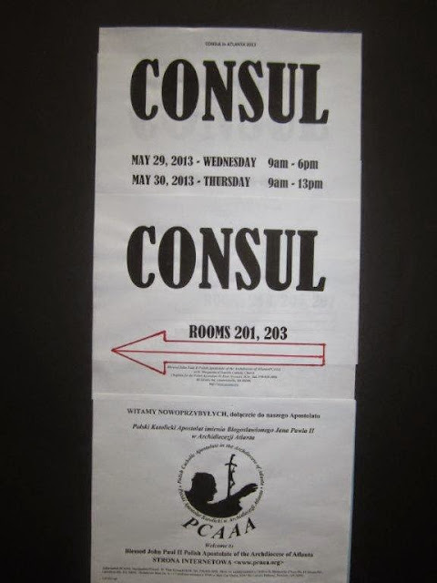 Dyżur konsularny 2013. Konsul Ewa Pietrasieńska z Waszyngtonu, DC. - 006.jpg
