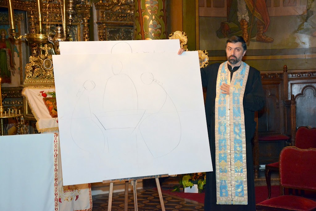Sorin Dumitrescu la Sf. Silvestru despre Inviere 066