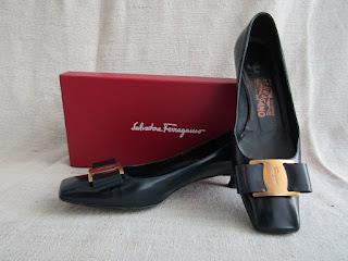 Salvatore Ferragamo Kitten Heels