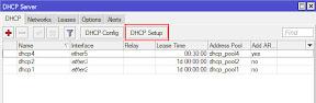 dhcpserver2 Cara Setting Mikrotik Sebagai DHCP Server