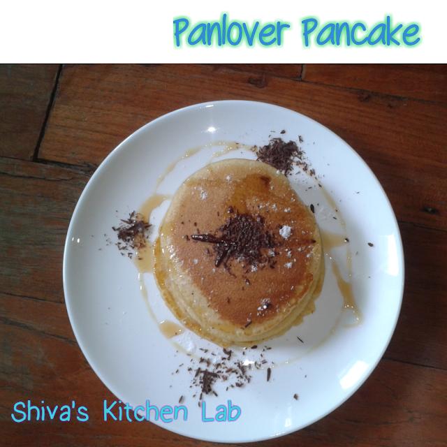 Resep Keluarga: Panlover Pancake