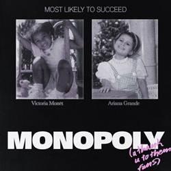 Capa MONOPOLY – Ariana Grande Feat. Victoria Monét Mp3 Grátis