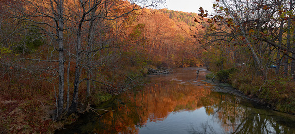 Montauk State Park - Headwaters of the Current River Fall, 2011