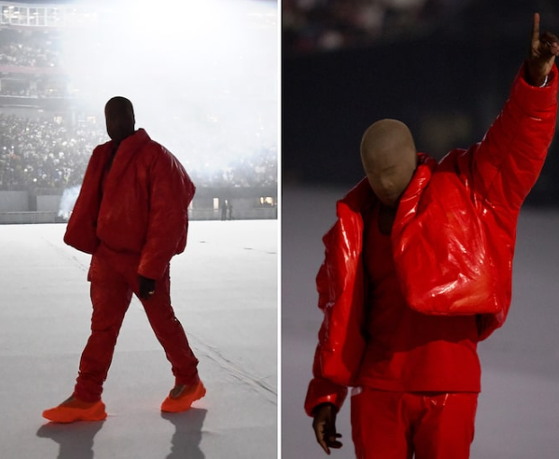 A Blessed Man! Kanye Wests new album listening event breaks Apple streaming record