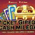 Uc News Wicket Girega Cash Milega Contest - Earn Upto Rs.10,000 Paytm Cash
