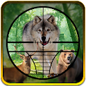 Real Jungle Animals Hunting - Best Shooting Game icon