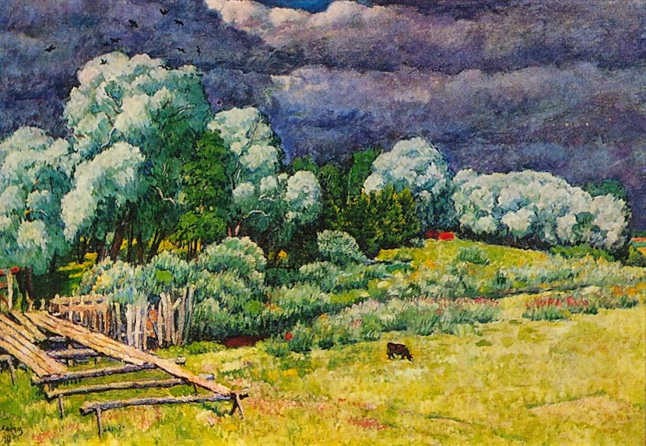 Ilya Mashkov - After the Storm