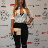 OIC - ENTSIMAGES.COM - Holly Hagan at the  Jeans for Genes Day 2015 - launch party in London 2nd September 2015 Photo Mobis Photos/OIC 0203 174 1069
