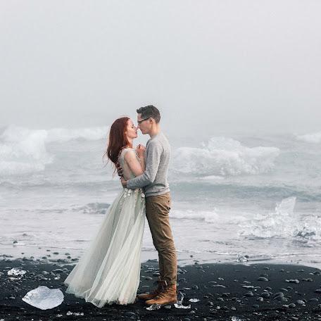 Fotógrafo de bodas Anastasiya Krivenok (april1). Foto del 10.01.2018