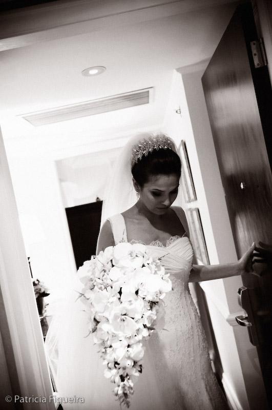 Foto de casamento 0214pb de Beta e Bruno. Marcações: 14/06/2008, Rio de Janeiro, Roberta e Bruno.