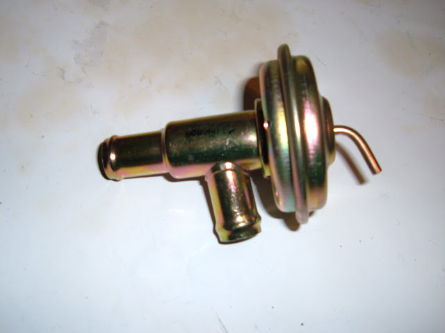 Heater valve, new, 1964 and up. 24.00