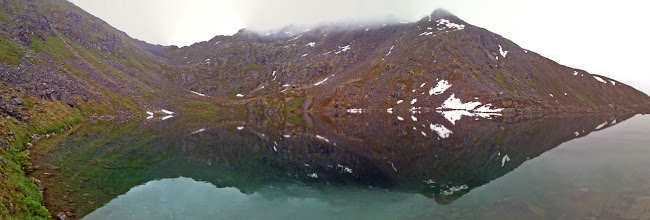 Photo: Panorama: Gold Cord Pond