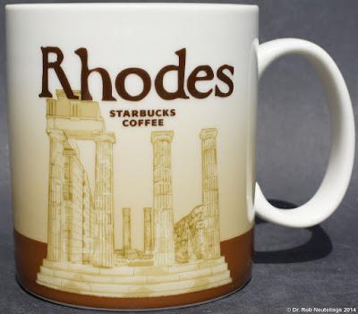 Greece - Rhodes / Ρόδος www.bucksmugs.nl