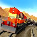 Indian Oil Tanker Train Simulator icon